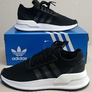 New Adidas Originals U_Path X Black/White Shoes